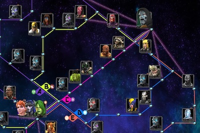 Alliance Quest Map 3 (AQ Map Season 7)