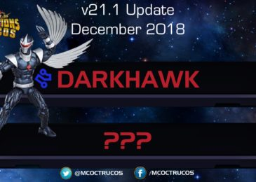 Champion to Enter Contest in December with MCOC 22.0 Update?