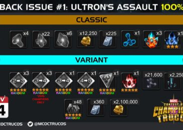 Back Issue #1: Ultron's Assault – Everything You Should Know
