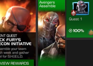 Heal Block and Defeat Ultron in Nick Fury's Recon Initiative