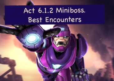 What are the best counters for Act 6.1.2 Sentinel