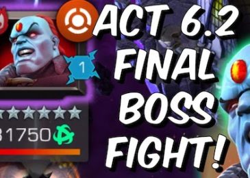 Act 6.2.6 – The Champion Boss Counters – How to Defeat