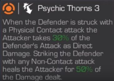 Top Attackers to Counter Psychic Thorns Path