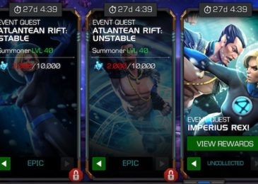 Drop Rates of Rewards: Atlantean Rift Stable and Unstable Rifts