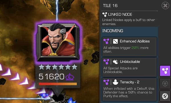 How to Defeat Act 6.3.3 Dr. Strange on Tenacity Node