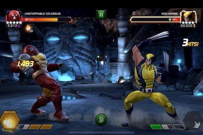R3 Unstoppable Colossus vs ROL Wolverine with Red Guardian Synergy